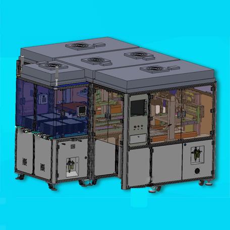 ccd定位/机械定位双跑台印刷机